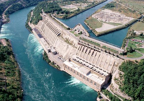 カナダの水力発電
